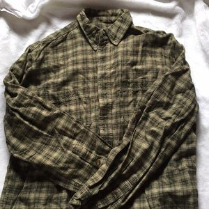 Men's button down long sleeve